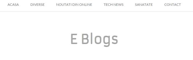 eblogs