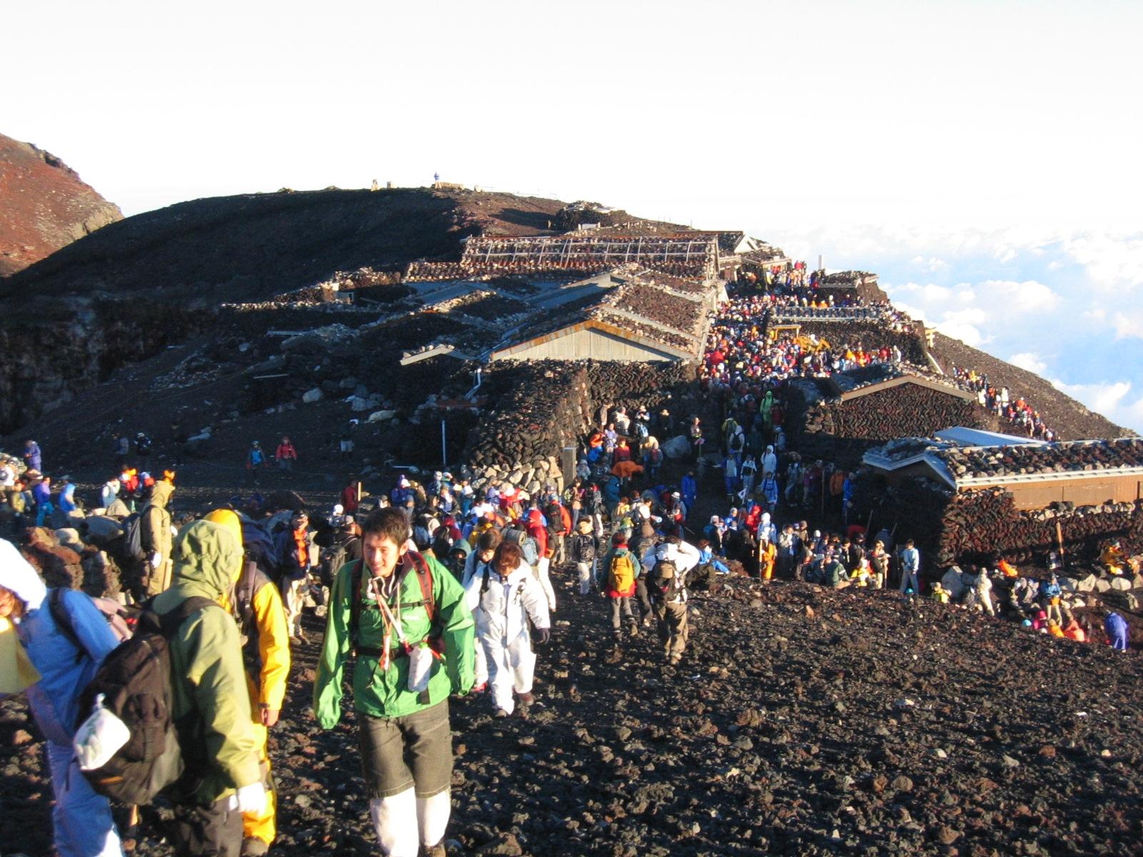 Munte Fuji